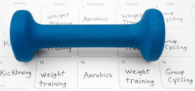 Singurul calendar de antrenamente de care ai nevoie